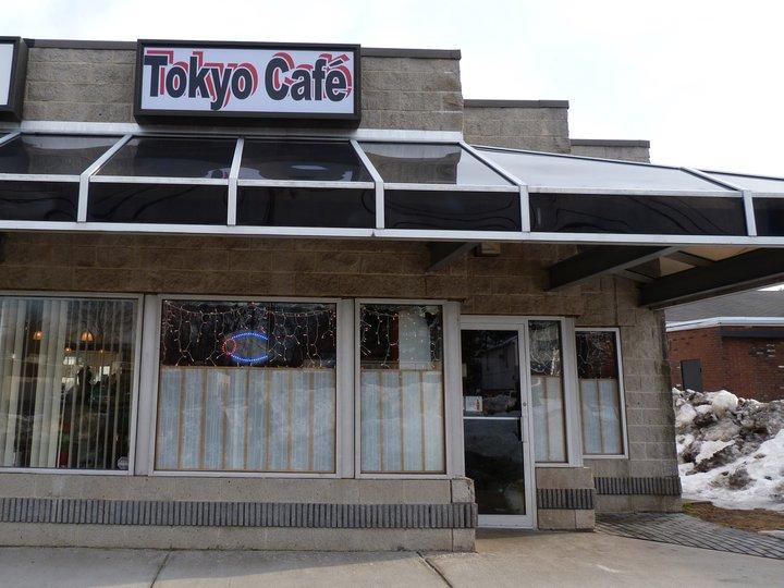 Tokyo Cafe Newington Ct Menu